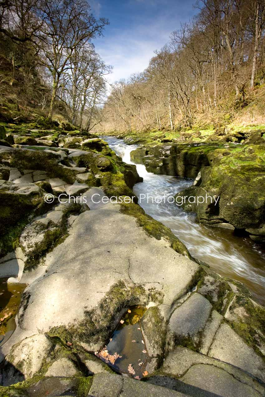 Under The Mighty Strid