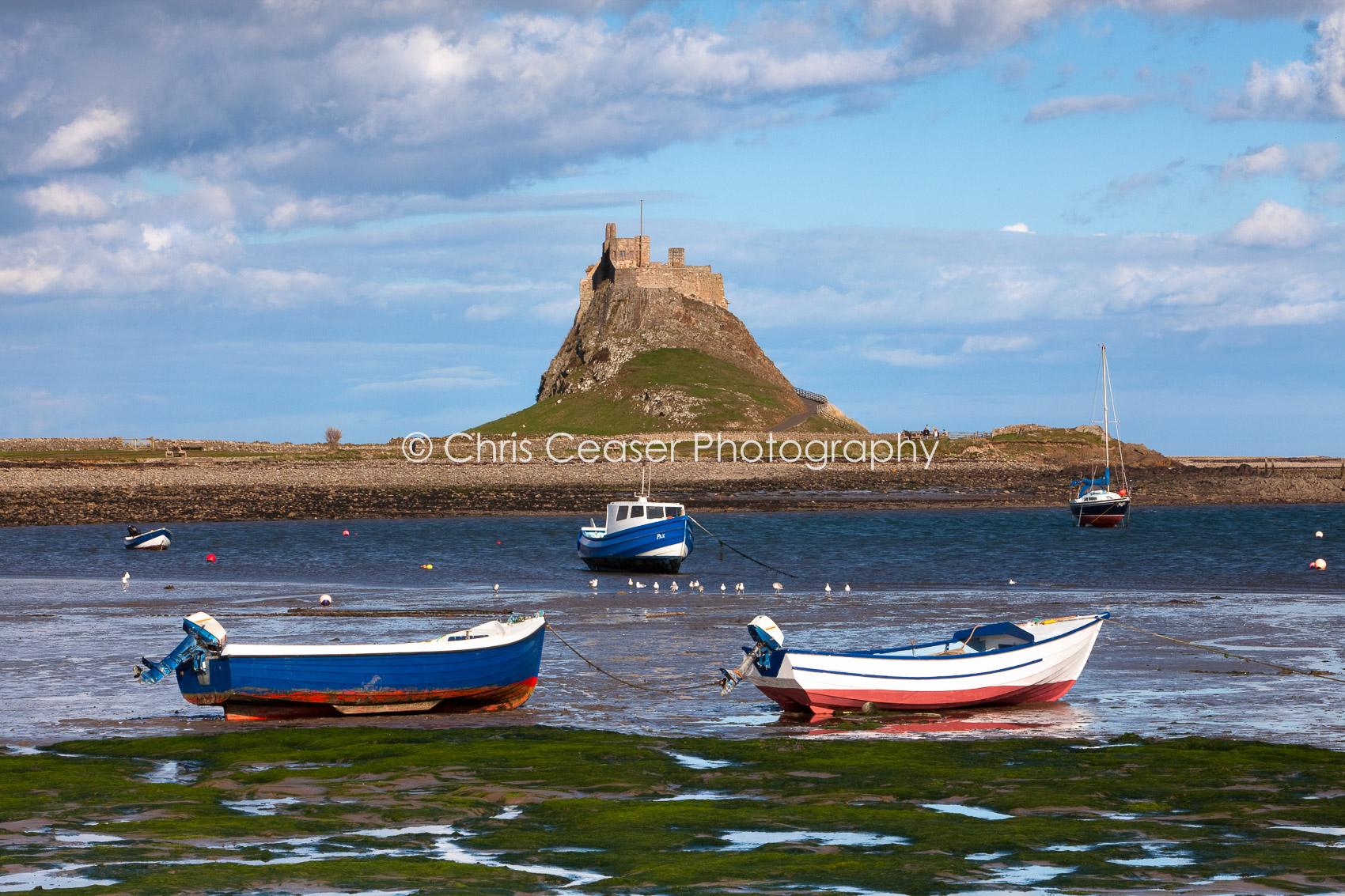 Low Tide, Lindisfarne