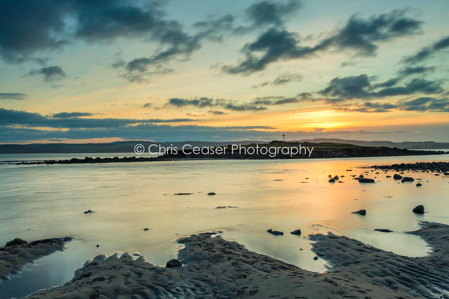 St. Cuthbert's Island, Northumberland