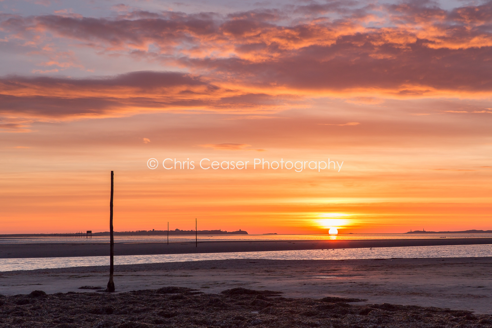 Here Comes The Sun, Holy island