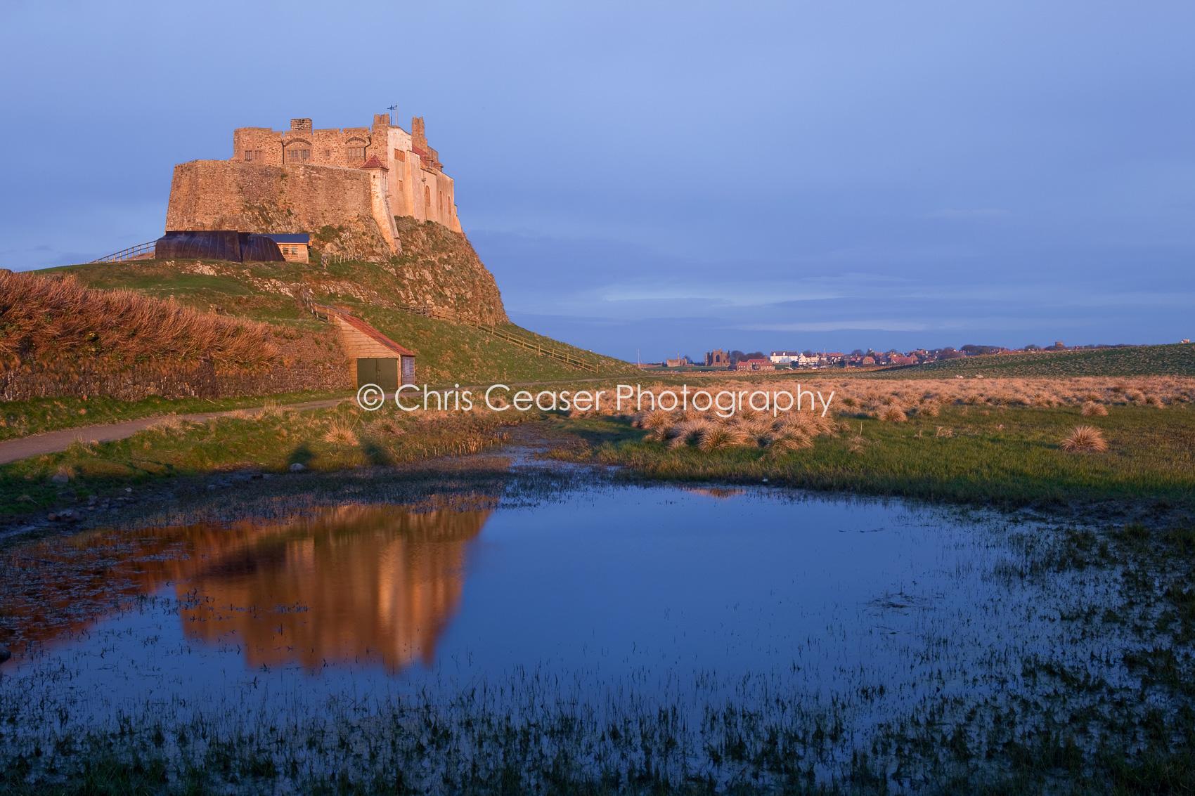 Blue & Gold, Lindisfarne