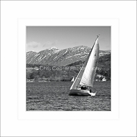 Card SQ14 - Sailing