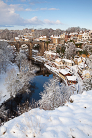 Above the Nidd, Knaresborough