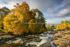 Autumn, Falls Of Dochart
