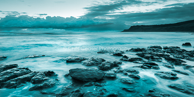 Blue, Robin Hood's Bay