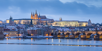 Winter Blues, Prague