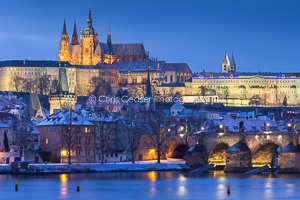 Lighting The Way, Prague