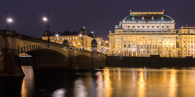 The National Theatre, Prague