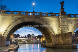 Two Bridges, Rome