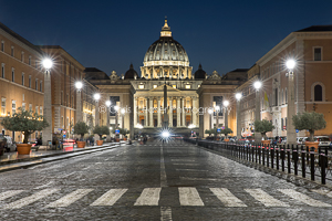 Into The Vatican, Rome