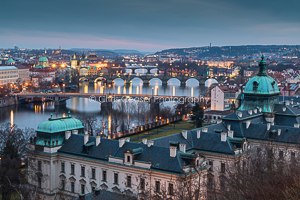 City Lights, Prague