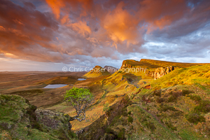 Quiraing Sunrise, Isle Of Skye