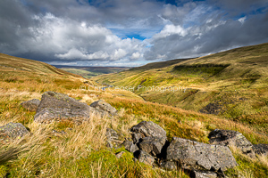 Over Buttertubs, Yorkshire Dales