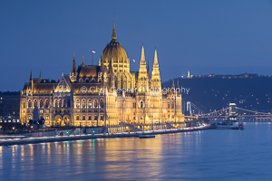 Banks Of The Danube, Budapest