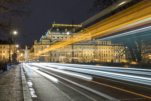 Light Trails, National Theatre