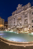 Water's Edge, Trevi Fountain