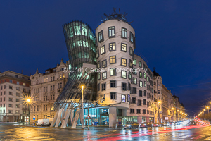 Tancici Dum, The Dancing House