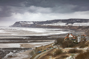 Winter, Robin Hood's Bay