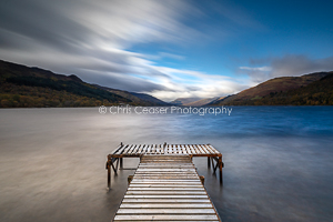 The Jetty, Loch Earn