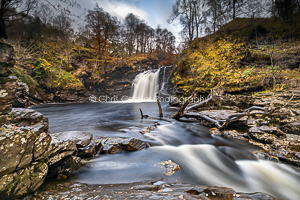 Falls Of Falloch, Autumn
