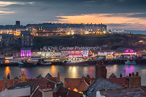 Over The Rooftops, Whitby