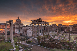 Fire Of The Gods, Rome