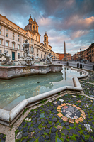 Piazza Navona, Home Of The Games