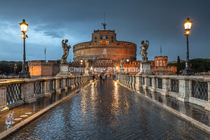 After The Rain, Ponte Sant'Angelo
