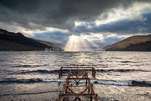 Heavenly Light, Loch Earn