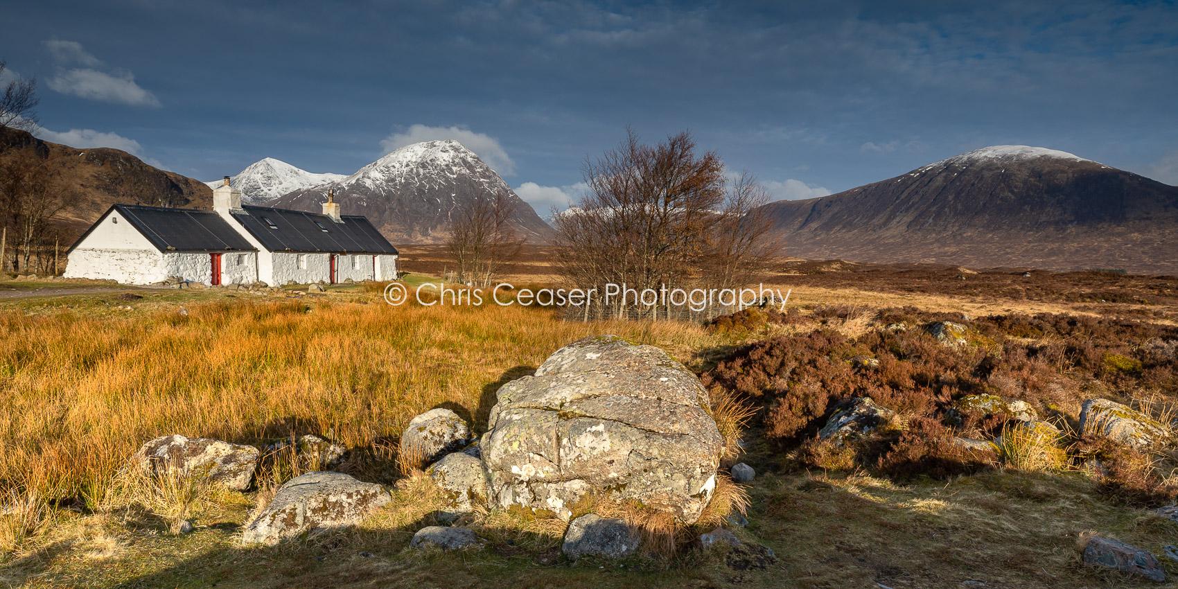 Bursting Through, Black Rock Cottage