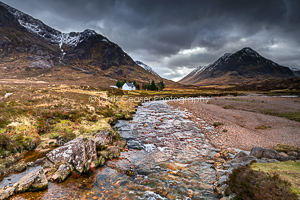 Under The Devil's Staircase, Pass Of Glencoe