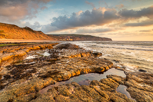 Rock Formation, Robin Hood's bay