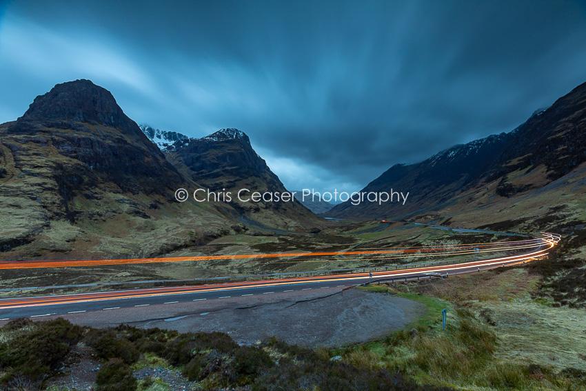 Lighting Up The Valley, Glencoe