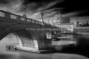 Silver Light, Castel San't Angelo