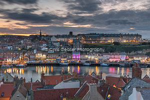 The Colour Of Night, Whitby