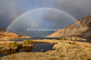 Double Rainbow, Wast Water