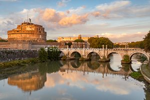 Late Afternoon, Pont San't Angelo