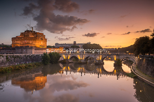 Red Dawn, Castel San't Angelo