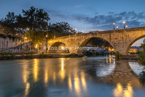 Ponte Cestio, Crossover Light