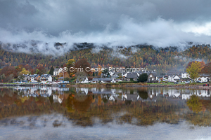 Mist Descends, Kenmore
