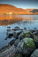 Beside Loch Awe, Sunrise