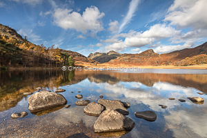 Big Skies Over Blea Tarn, Langdales
