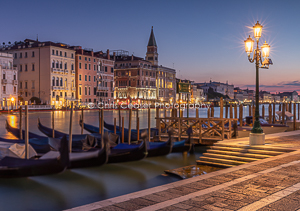 Hints Of Daylight, venice