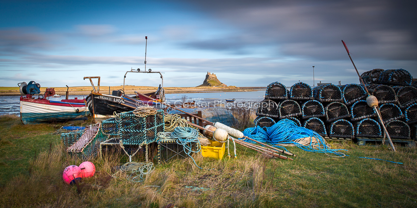 By The Bay, Holy Island