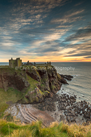 Above The Bay, Dunnottar Castle