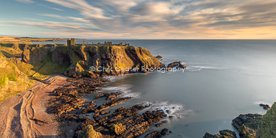 Early Light, Dunnottar Castle