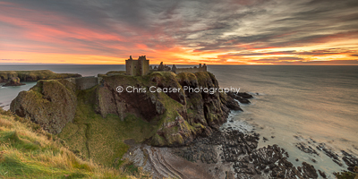 Before The Dawn, Dunnottar Castle