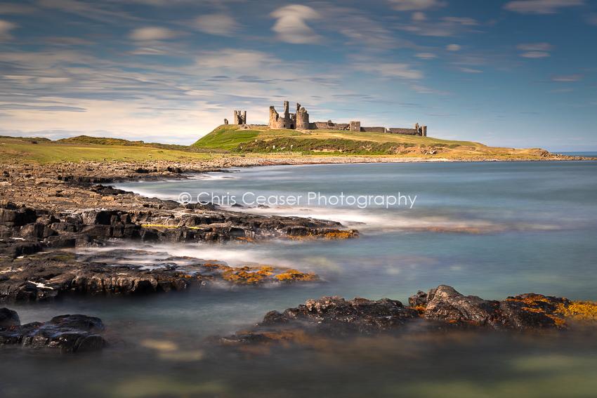 High Tide, Dunstanburgh Castle