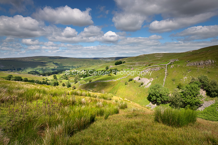 Over The Tops, Swaledale