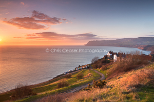 First Light, Robin Hood's bay